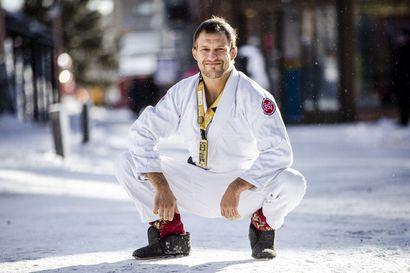 Täyttä brasilialaista jujutsua – rovaniemeläinen Marko Oikarainen on noussut kansainväliselle huipputasolle