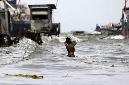 Tutkimus: Merten pinnannousu uhkaa kolme kertaa suurempaa ihmisjoukkoa kuin aiemmin on arvioitu