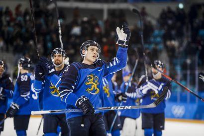 Atte Ohtamaa sai synttärilahjaksi KHL-pestin