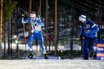 Tero Seppälä maailmancupin pisteille – Ruotsi oli jälleen valttia Kontiolahdella