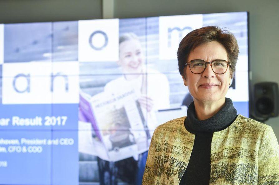 Susan Duinhovenin johtama Sanoma saa ison nipun tunnettuja suomalaisia festareita N.C.D. Productionin kaupassa.