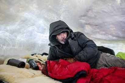 """Valerjan Romanovskin hyytävä 50 päivän ihmiskoe Ounasjoen jäällä valmistaa häntä suureen haasteeseen – """"Aina kun minulla on kylmä, mietin mitä jakutianhevonen tekisi"""""""