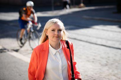 Sisäministerin salkku on budjetiltaan pieni mutta vastuultaan suuri – vihreän päättäjän harteilla on jokaisen suomalaisen turvallisuus