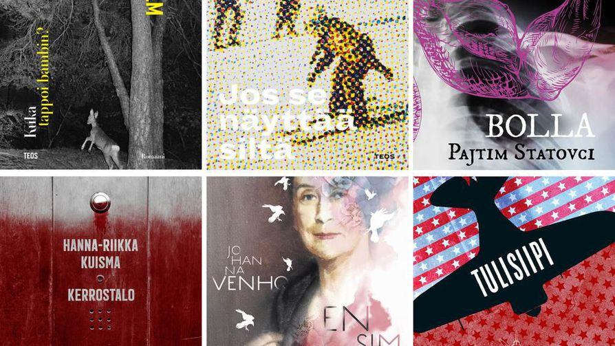 Kirjallisuuden Finlandia-palkinto julkistetaan 27. marraskuuta. Voittajan valitsee Yleisradion toimitusjohtaja Merja Ylä-Anttila