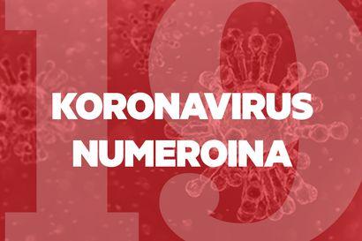 Tästä näet koronavirusdatan päivittyvinä tietopaketteina: sairaalahoito, tehohoito, kuolleet sekä viruksen eteneminen maailmalla ja Suomessa