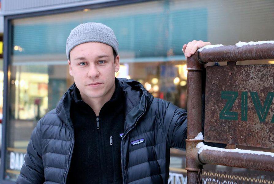 Zivagon ja 45 Specialin ravintolatoimenjohtaja Roope Sulkala haluaa antaa oman panoksensa oululaiselle ravintola- ja kaupunkikulttuurille.