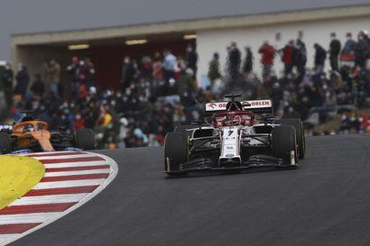 """Kimi Räikkösen F1-ura jatkuu Alfa Romeolla myös ensi kaudella – """"Talli on minulle kuin toinen perhe"""""""