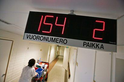Kaupunginhallituksessa äänestettiin terveyskeskusmaksujen poistamisesta