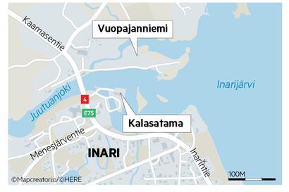 Inari hylkää Vuopajanniemi hankkeen ja alkaa suunnitella nykyisen satama-alueen kehittämistä
