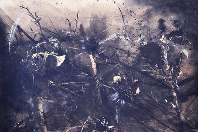 Näyttelyarvostelu: Totta vai pelkkää sumua? Maailmallinen kaaos ja sen synkkä historia avautuvat Erkki Nampajärven kuvissa