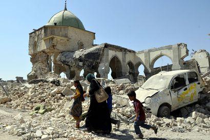 Mitä Isis-lapsille pitäisi tehdä? – Tämän takia poliittista päätöstä pantataan