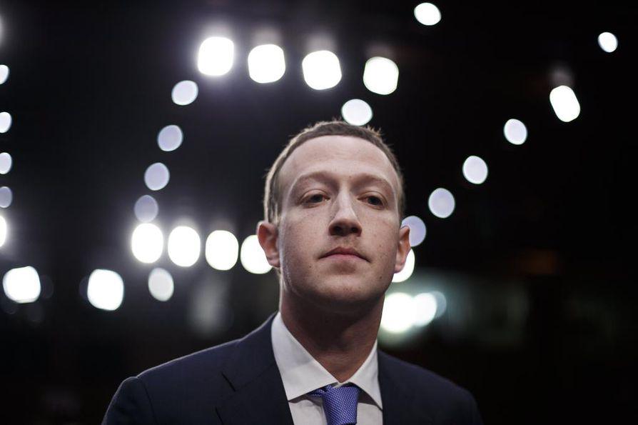 Mark Zuckerberg ei kertonut täsmällisiä tietoja palvelusta.