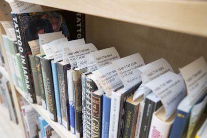 Lapin kirjastoissa on yli 600000 kirjaa vähemmän luettavaa kuin vuosituhannen vaihteessa