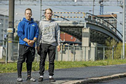 Keski-Pohjanmaan veljekset ovat löytäneet paikkansa Oulun seudun pesäpallostadioneilla – Markus ja Miika Keski-Petäjä kuuluvat KeKi:n ja Lipon avainpelaajiin