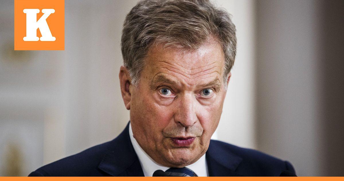 Presidentti Niinistö puhui Putinin kanssa Navalnyin tapauksesta ...