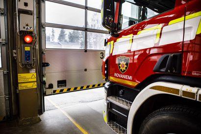 Kolme henkilöä loukkaantui Sodankylässä liikenneonnettomuudessa