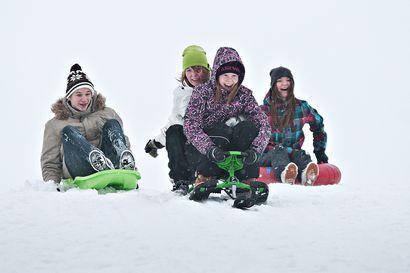 Mikä on Rovaniemen paras pulkkamäki? Millaisia laskupaikkoja toivot lisää? –Vastaa kyselyymme
