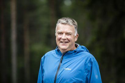 """Hiihtovalmentaja Reijo Jylhälle ansioristi: """"Sehän tuntuu siltä, että on onnistunut omassa työssään"""""""