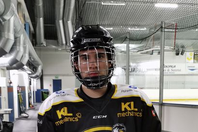 LiKin ja Kärppien uudenkarhea yhteistyö – Kanadalainen Jesse Fishman tuli Ouluun, koska halusi pelata