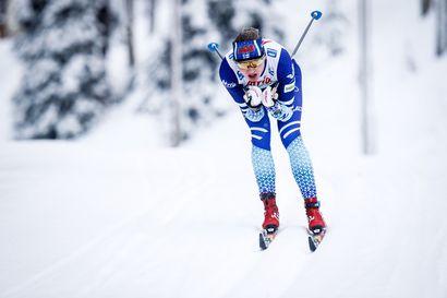 Kolme suomalaisnaista ja -miestä MM-sprintin erähiihtoihin
