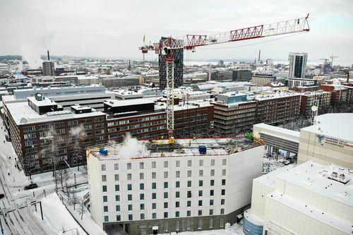 Asuntorakentaminen on kääntymässä laskuun Suomessa – arvion mukaan tänä  vuonna aloitetaan noin 40 000 asunnon rakentaminen 77a269f00d