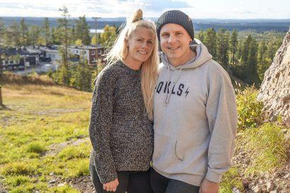 """""""Välillä kipuilee sen kanssa, kun on pakko olla itsekäs"""" –Kuusamossa asuvat Matti Suur-Hamari ja Ronja Rajala kertovat, millaista on elää huippu-urheilun ehdoilla"""