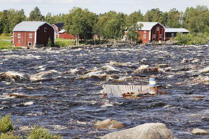Vettä on satanut heinäkuussa niin paljon Lapissa, että samanlaisia sademääriä saadaan mitata harvemmin kuin kerran kymmenessä vuodessa