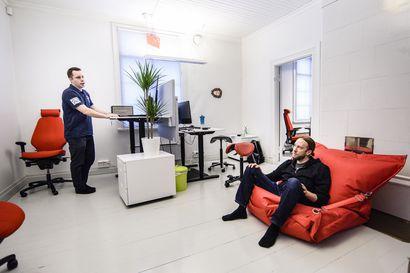 Suomen paras työpaikka tuli Lappiin osaajien luo – Ohjelmistoyritys Alfame tuli Rovaniemelle vuosi sitten, nyt se tarvitsee jo isommat tilat