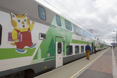 Nuorille ilmaisia junalippuja Eurooppaan