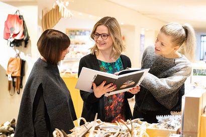 Mieleenpainuvia ja uniikkeja joululahjalöytöjä museokaupoista ja Arktisilta Markkinoilta