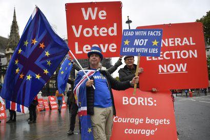 Pääkirjoitus: Iso-Britannian EU-erossa on edelleen paljon kysymyksiä, joihin ei löydy vastauksia