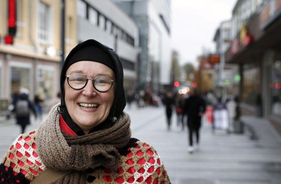 – Oulu elää löydöistä, tunteista, kokemuksista, yksin tai yhdessä tehdyistä, kulttuuriaktivisti Maria Anneli Moilanen toteaa.