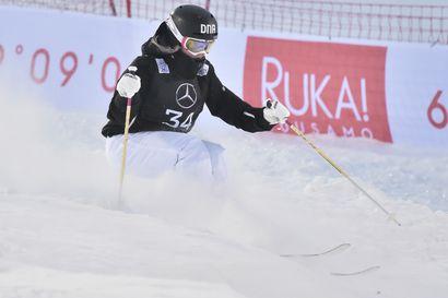 Kumparevaliot tänään Kuusamossa – maailmancup alkaa jälleen Rukalta, mukana Taivalkosken Voutilaiset ja Ruka Slalomin Vierelä