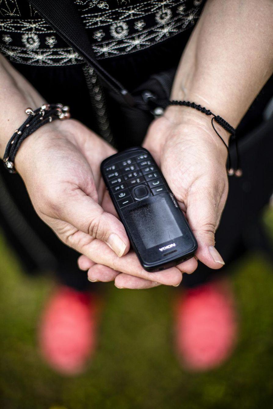 Pieni Nokialainen on Mustakankaalle keino pysyi poissa nettikasinoiden sivuilta.