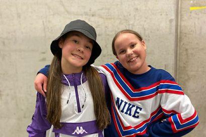Rovaniemeläistanssijat ylsivät SM-hopealle lasten hip hop -sarjassa