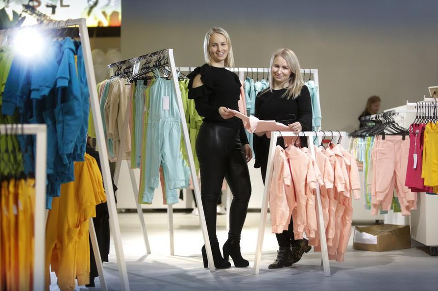 Pohjois-Suomesta loppukilpailuun ylsivät lastenvaatteita valmistavan Gugguun Anne Valli ja Miia Riekki. Kaksion yritys on perustettu Oulussa.