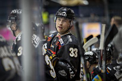 Oululaislähtöiset pelaajat oivassa maalivireessä yön NHL-kierroksella – Janne Kuokkanen johti karkeloita tehoin 1+2