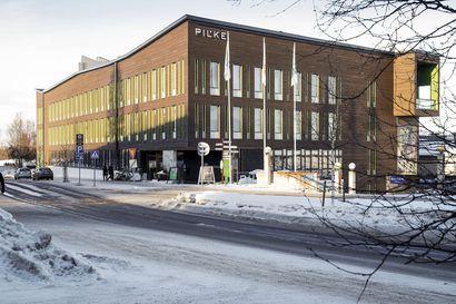 Rovaniemen Pilke-talo Metsähallitukselta Senaatti-kiinteistöille