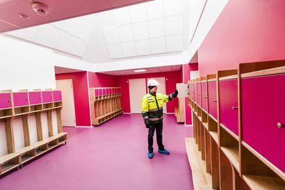 Isoja päiväkoteja tulee pienten tilalle – Rovaniemen uudessa jättipäiväkodissa on tilaa jopa 200 lapselle