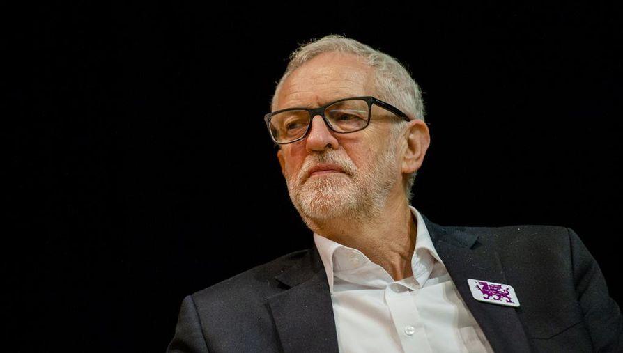 Jeremy Corbyn, 70, nousi työväenpuolueen johtajaksi vuonna 2015.