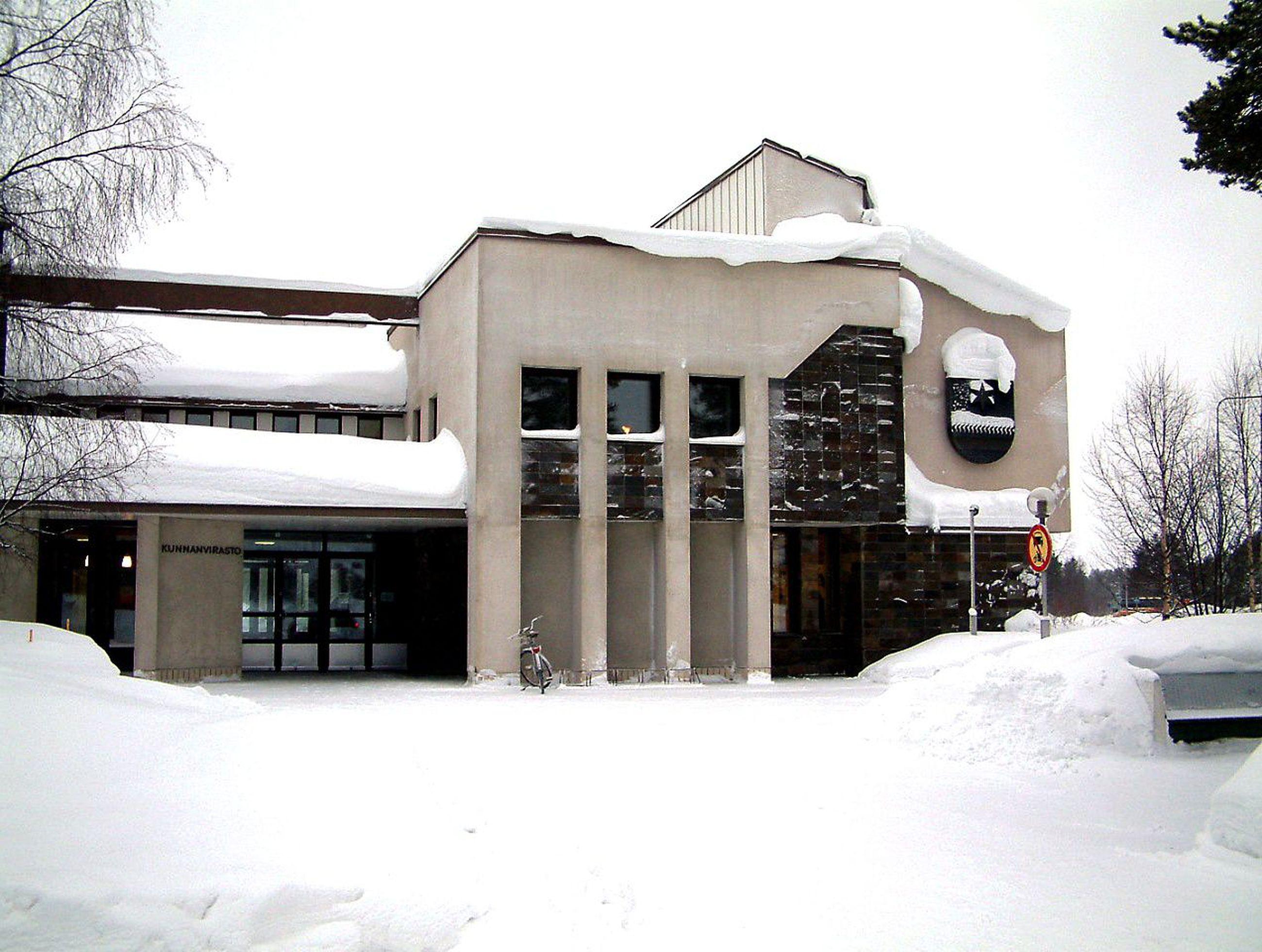 Sodankylä Kirjasto