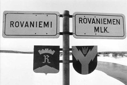 Lukijalta: Palautetaan Rovaniemelle alkuperäinen R-vaakuna ja tehdään nykyisestä vaakunasta Rovaniemen kylien tunnus