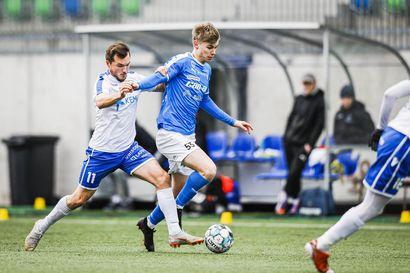 Kemi City FC hyvästeli Kakkosen tappiolla Oulussa