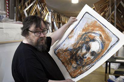 60-vuotias Kuutti Lavonen on kuvataiteen historisti –hänen mukaansa eri ihmisryhmät voivat olla parhaiten yhteydessä taiteen ja kulttuurin avulla