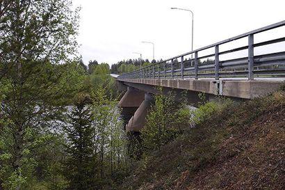 Martin sillan korjaaminen Savukoskella alkaa – Siltaa levennetään ja sen pintarakenteet uusitaan