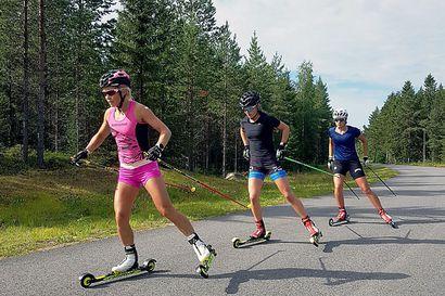 Karihaaran Visa on jo puolen Suomen hiihtoseura