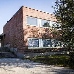 Vaaranlammen uusi koulu rakennetaan entiselle paikalle Rovaniemellä