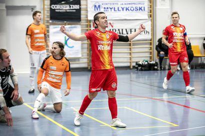 """Lähes kuukauden tauko ei pysäyttänyt FC Kemiä – """"Kyllä pelitauko silti selvästi näkyi"""""""