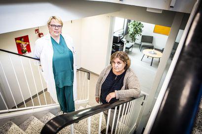 """Kiireettömiä leikkauksia siirretään Lapin keskussairaalassa hoitajapulan vuoksi – """"Ainut keino on leikkausten siirtäminen, koska kun potilaita tulee päivystykseen, pakko heidät on sisälle ottaa"""""""