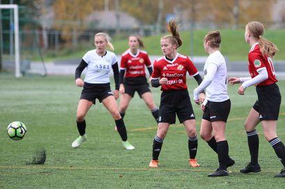FC Raahen naisille kolmosessa selvä tappio Kemissä